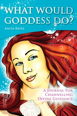 <font color=red>Journal for channelling divine guidance</font><br>What Would Goddess Do?